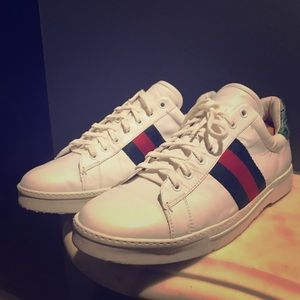 Gucci 'Ace' Sneaker sz 9 1/2 Men's
